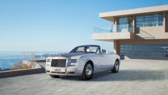 Awsome Rolls Royce Phantom Drophead Coupe Series II Picture
