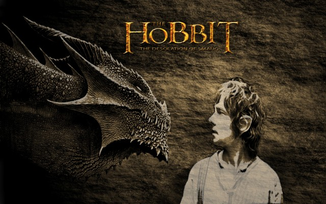the hobbit desolation of smaug hd wallpaper for your pc