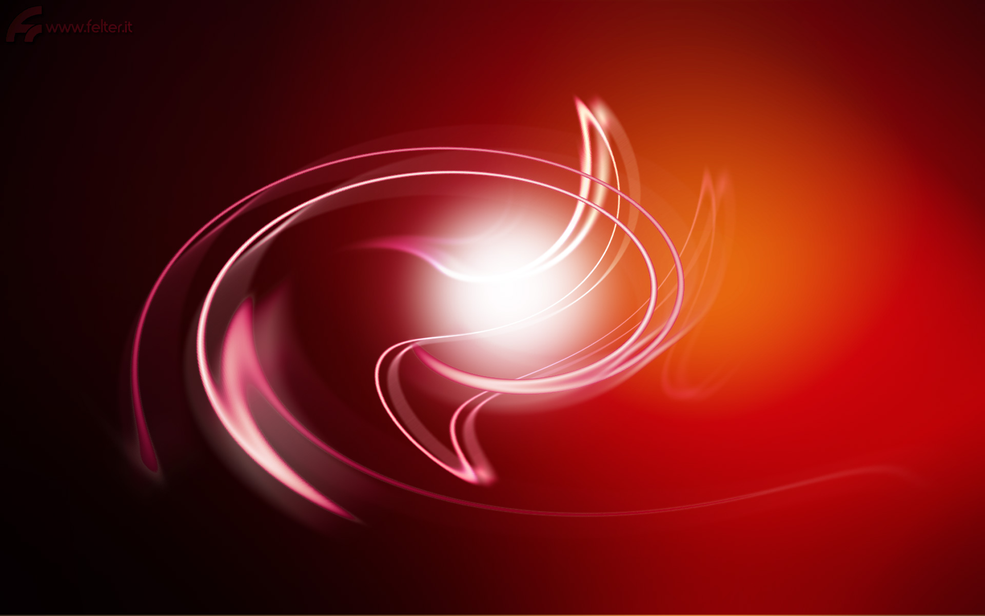 White Light Art Red Color HD Wallpaper Background Image ...