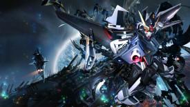 Gundam Full HD Wallpaper Widescreen Image For PC Desktop