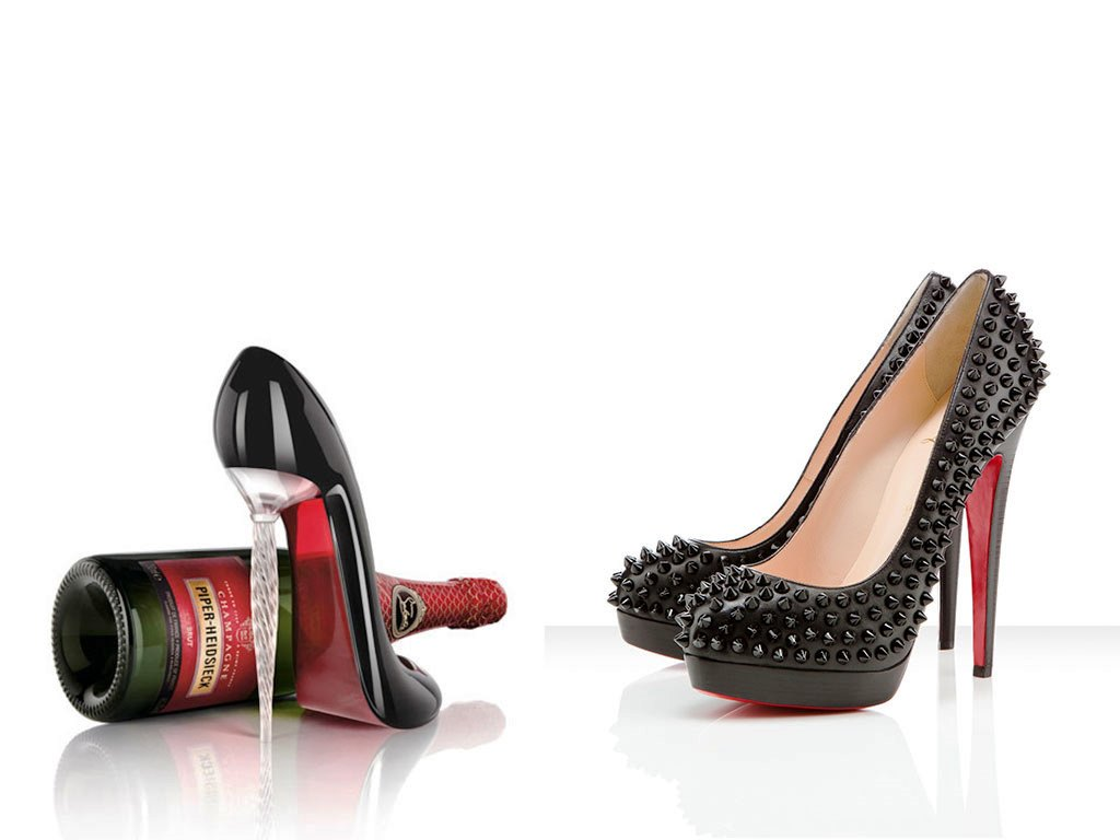 Christian Louboutin Shoes wallpaper