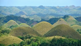 Chocolate Hills Wallpaper