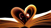 Folded Book HD Wallpaper