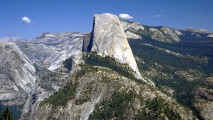 Half Dome Wallpaper