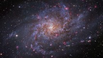 Triangulum Galaxy HD Wallpaper