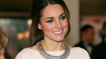 Stunning Kate Middleton