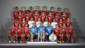 Bayern Munich Team HD Wallpaper