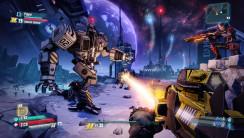 Borderlands: Pre-Sequel Video Game HD Wallpaper