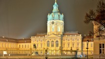 Berlins Charlottenburg Palace HD Wallpaper