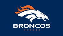 Denver Broncos Football Logo HD Wallpaper