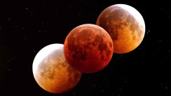 Lunar Eclipse HD Wallpaper