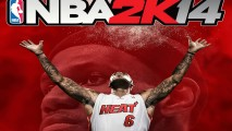 NBA 2K14 Game HD Wallpaper