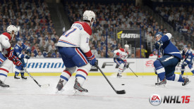 NHL 15 Game HD Wallpaper