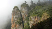 Pillar Rocks in Kodaikanal HD Wallpapers