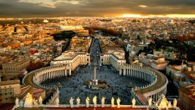 Vatican City HD Wallpaper