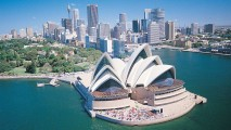 Sydney Opera House HD Wallpaper
