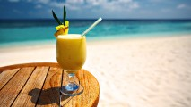 Tropical Drink HD Wallpaper