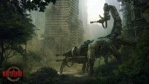 Wasteland 2 Game HD Wallpaper