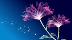 Flower Abstract HD Wallpaper