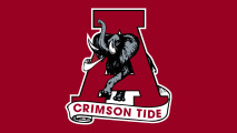 Alabama Football Logo Hd Wallpaper