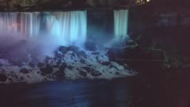 Bridal Veil Falls HD Wallpaper