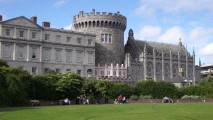 Dublin Castle HD Wallpaper