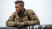 Fury Movie HD Wallpaper