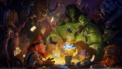 Hearthstone: Heroes of Warcraft HD Wallpaper