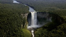 Kaieteur Falls HD Wallpaper