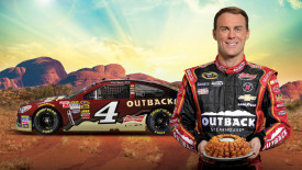 NASCAR 2014 Champion Kevin Harvick HD Wallpaper