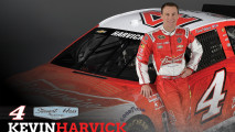 Kevin Harvick NASCAR 2014 Champion HD Wallpaper