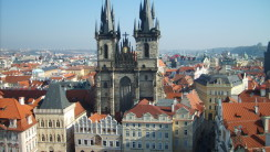 Prague, Czech Republic HD Wallpaper