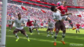 Pro Evolution Soccer 2015 Game HD Wallpaper