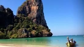 Railay Beach Thailand HD Wallpaper