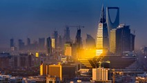 City of Riyadh, Saudi Arabia HD Wallpaper