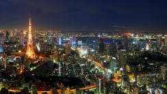 City of Seoul, South Korea HD Wallpaper