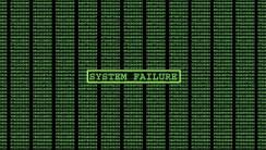System Failure The Matrix HD Wallpaper