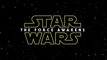 Star Wars: The Force Awakens HD Wallpaper