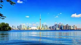 City of Toronto HD Wallpaper