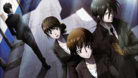 Psycho Pass Anime HD Wallpaper