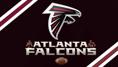 Atlanta Falcons Football Logo HD Wallpaper