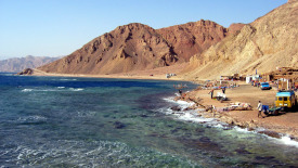 Blue Hole Dahab Egypt HD Wallpaper