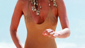 Bo Derek Iconic Swimsuit HD Wallpaper