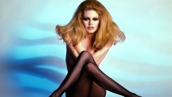 Brigitte Bardot HD Wallpaper