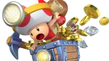 Captain Toad: Treasure Tracker HD Wallpaper