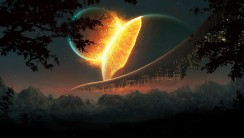 Eclipse of the Sun HD Wallpaper
