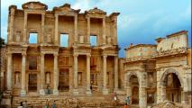 Epesus Ancient City Seluk Turkey HD Wallpaper