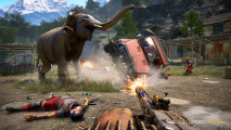 Far Cry 4 Game HD Wallpaper