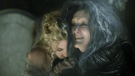 Into the Woods Movie HD Wallpaper