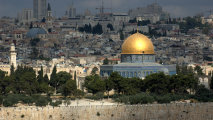Jerusalem Israel HD Wallpaper